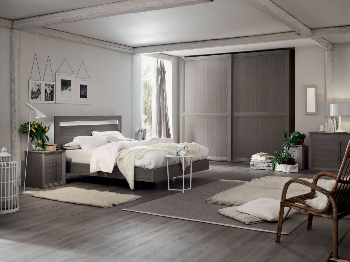 Camere rossin arredo for Camere usate milano
